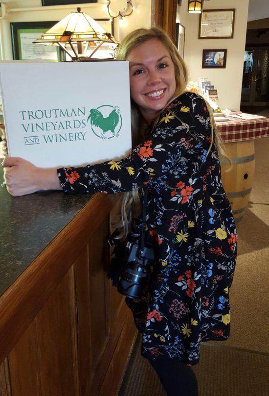 Troutman Vineyards, Wooster, Ohio