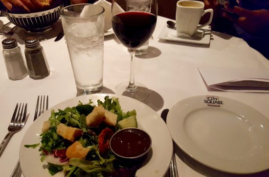 City Square Steakhouse, Wooster, Ohio