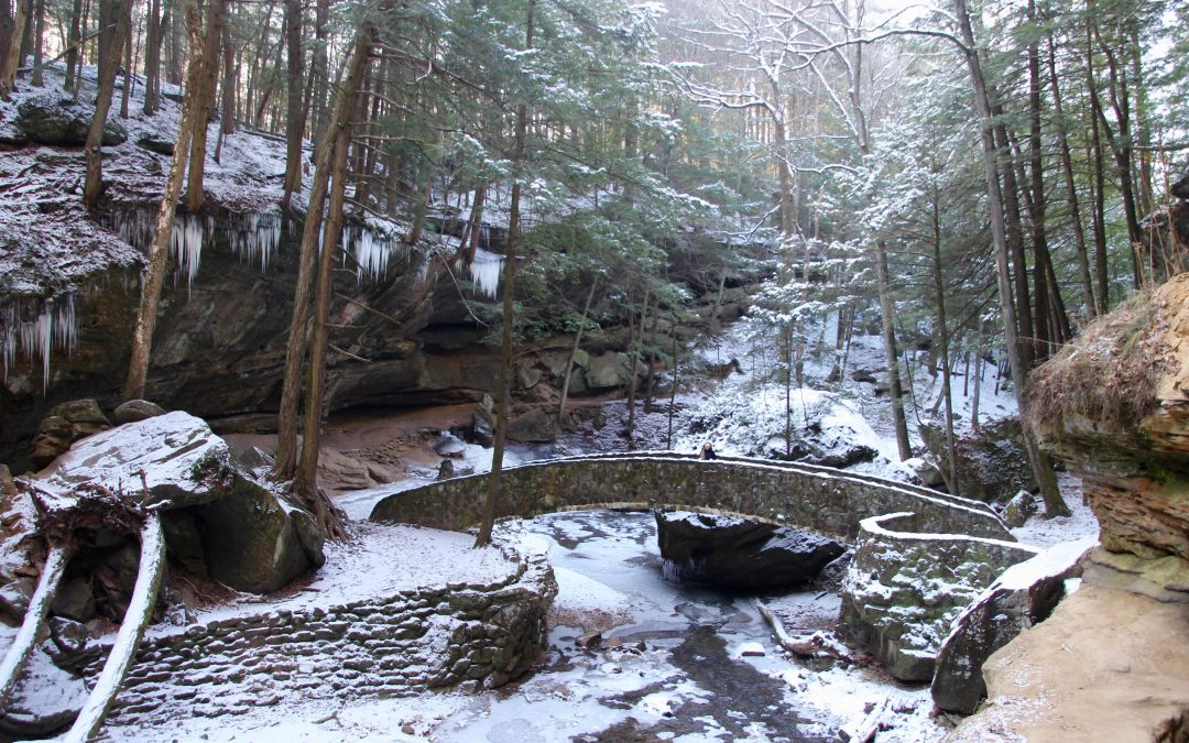 Hocking Hills Winter Getaway