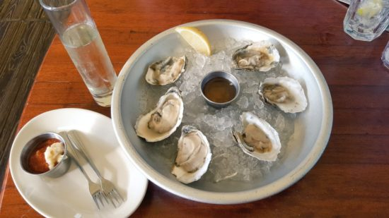 Florida Oysters