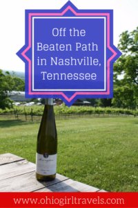 Have you seen all the sights in Nashville and want to travel into Nashville's suburbs instead? It certainly won't disappoint. There are scenic parkways, family owned cafes, and delicious vineyards only a stone's throw away from the city. Find out our favorite spots in Nashville's suburbs and why we keep coming back for more! You'll want to save this to your travel board.