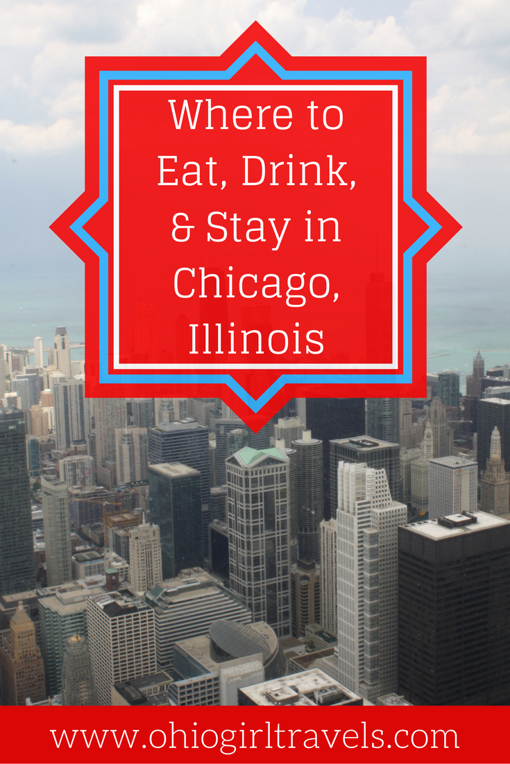 Chicago illinois part i ohio girl travels for Where to stay in chicago