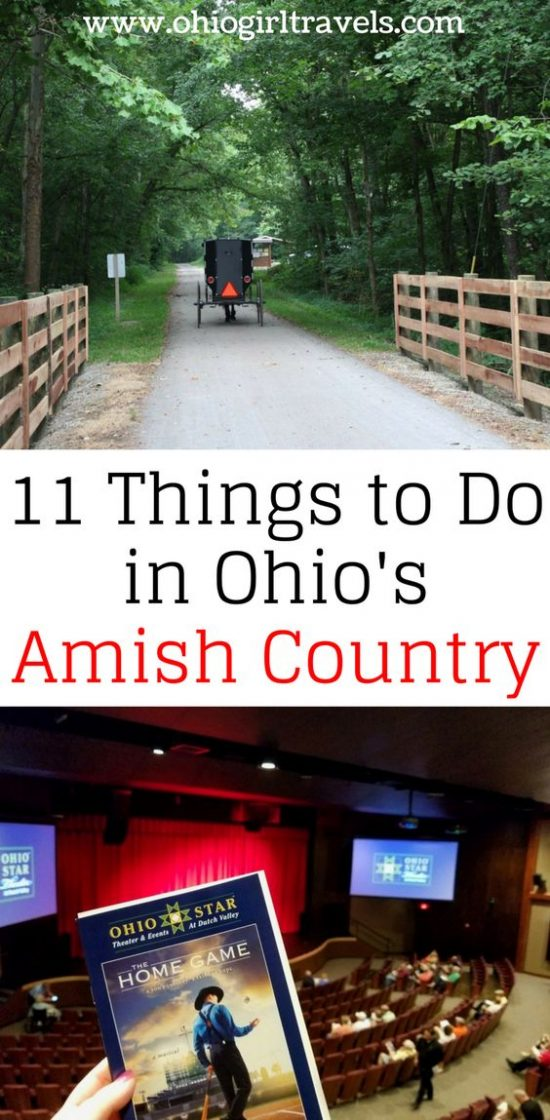11 Things To Do In Ohio's Amish Country