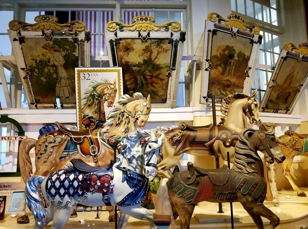 Merry-Go-Round Museum in Sandusky, Ohio