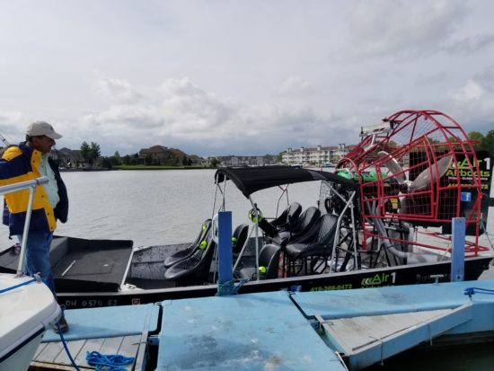 Sandusky Airboat Ride