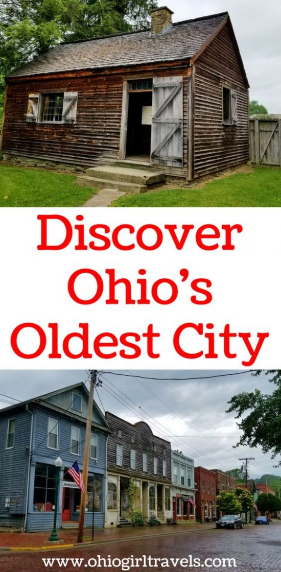 Discovering Ohio's Oldest City, Marietta