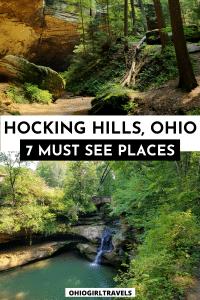 Hocking Hills Travel | Hocking Hills Guide | Hocking Hills Tips | Hocking Hills State Park | Hocking Hills Ohio Cabins | Hocking Hills Ohio Things to do | Hocking Hills Cabons | Ohio Travel | Ohio Travel Weekend Getaways | Ohio Travel Things to do | Ohio Travel Places to Visit | Ohio Travel Road Trips | Ohio Travel Guide | Ohio Travel tips | Ohio Travel itinerary | Ohio Itinerary | #OhioTravel #OhioGuide #OhioDestinations #HockingHills