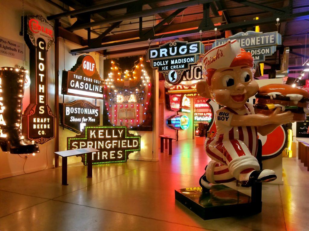 American Sign Museum, Cincinnati, Ohio
