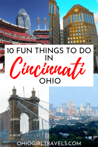 Ohio Travel | Cincinnati Ohio | Cincinnati Itinerary | Cincinnati Things to do | Cincinnati Travel Guide | Cincinnati Ohio Travel | Cincinnati Ohio Restaurants | Cincinnati Ohio Photography | Cincinnati Ohio Things to do Kids | Cincinnati Attractions | Best Things to do in Cincinnati |Cincinnati Travel Tips | Cincinnati Ohio Travel Tips | Best of Cincinnati Ohio #CincinnatiTravel #OhioTravel #OhioGuide #CincinnatiGuide