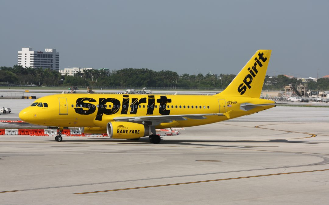 Spirit Airlines Now Flying From Columbus, Ohio