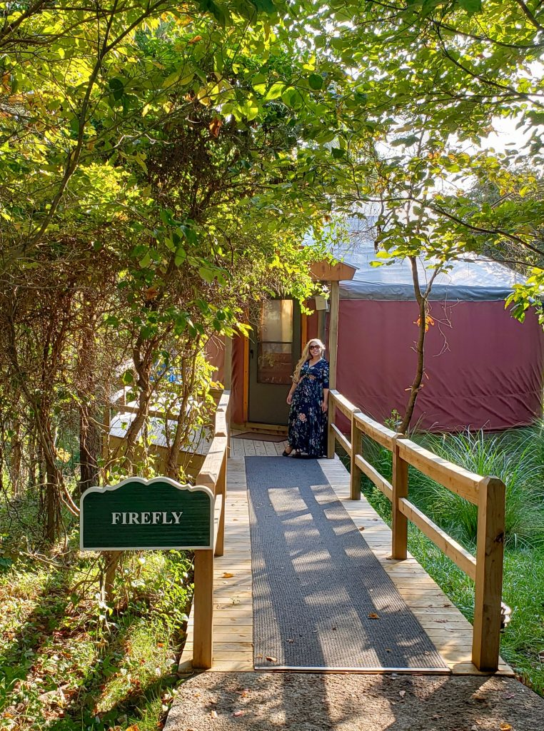 Yurts In Ohio Glamping At The Inn Spa At Cedar Falls Ohio Girl Travels With decades of experience under our belts, we apply our specialty skills into building truly special living spaces. yurts in ohio glamping at the inn