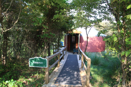 Yurts in Ohio
