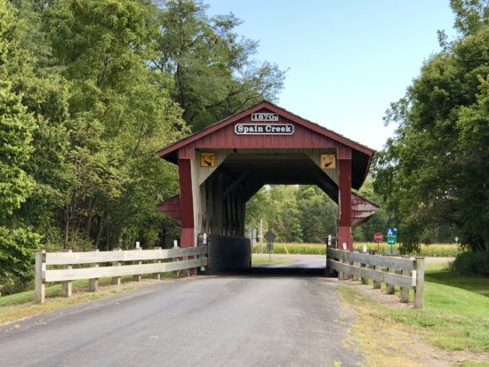 Union County, Ohio Covered Bridges