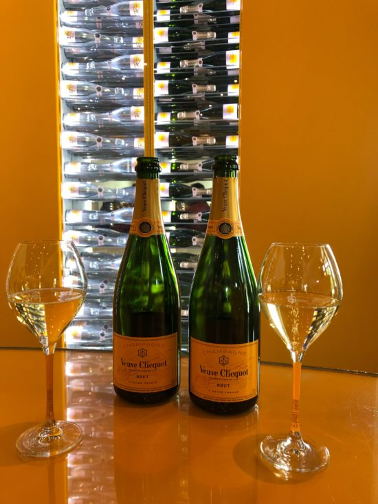 Veuve Clicquot in Reims, France