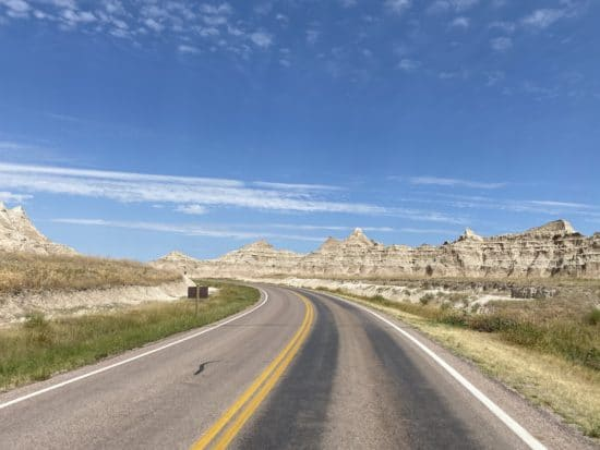 Badlands National Park, SD Road Trip