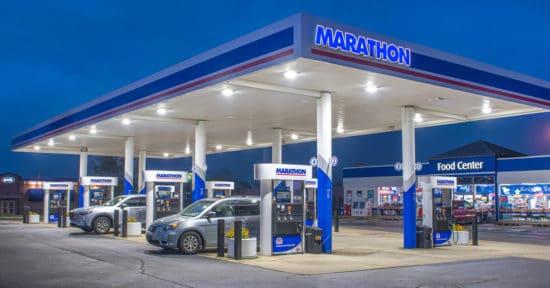 Marathon Station