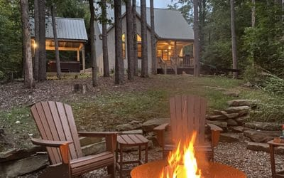 Cherry Ridge Retreat: Hocking Hills Luxury Cabins