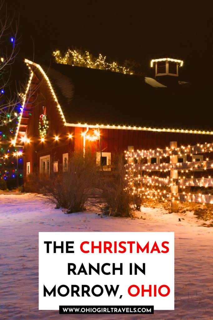 Christmas Ranch Ohio