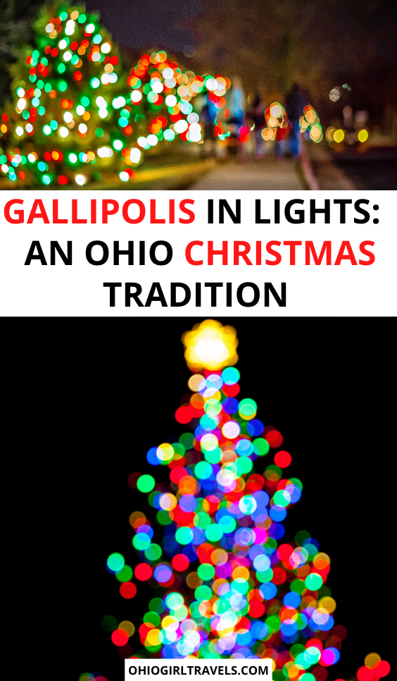 Gallipolis, Ohio Lights