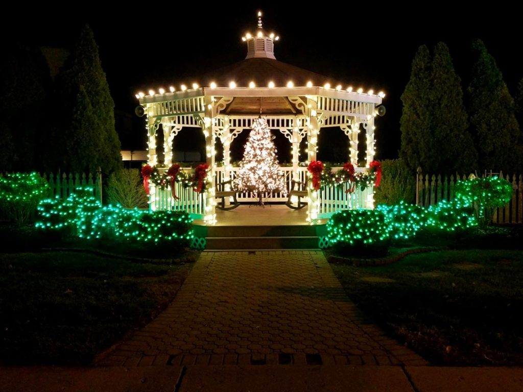 Waynesville Christmas in the Village