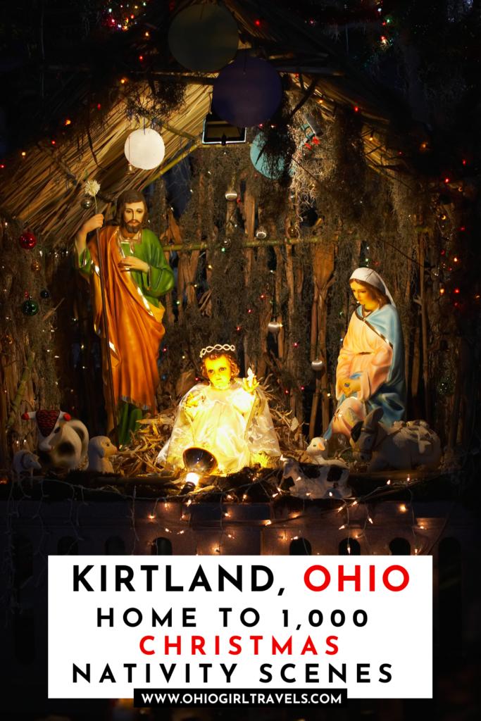Christmas in Kirtland Ohio