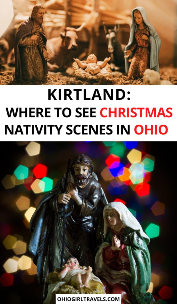 Kirtland Ohio Nativity Scenes