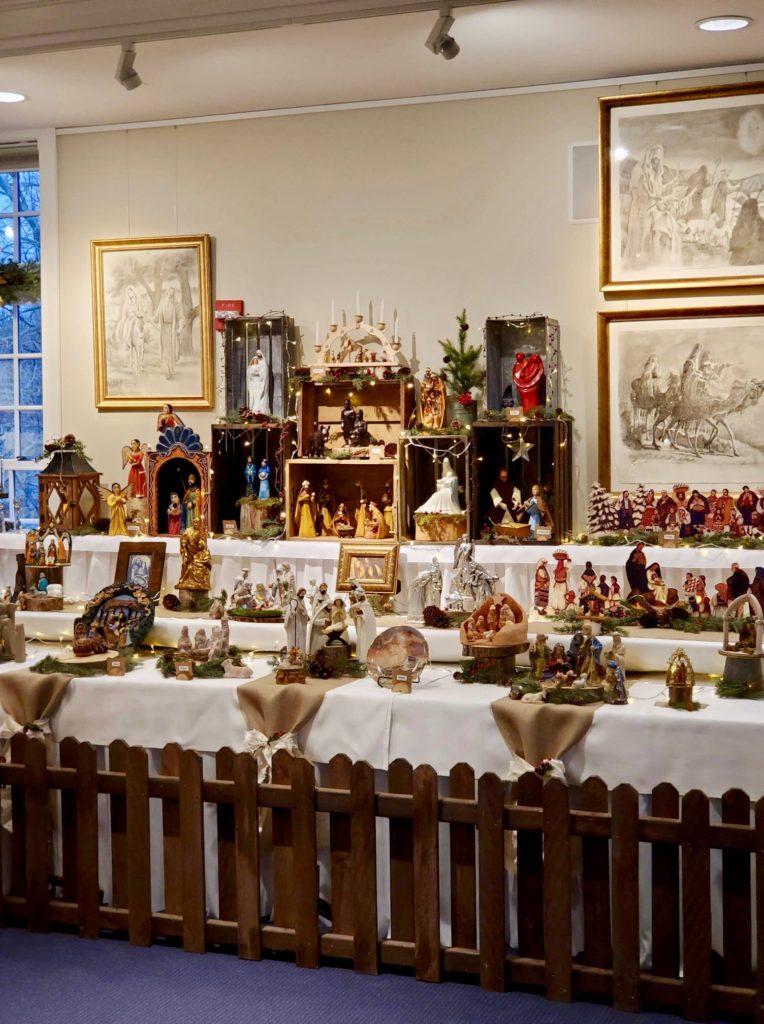 Kirtland Nativity Scenes