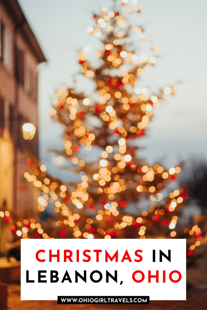 Lebanon Ohio Christmas