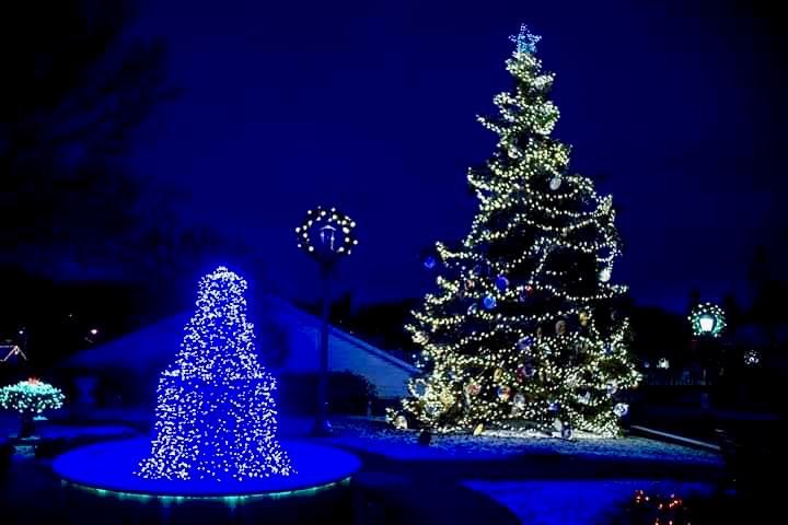 Lebanon Ohio Christmas Lights