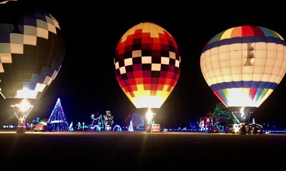 Light Up Middletown Ohio