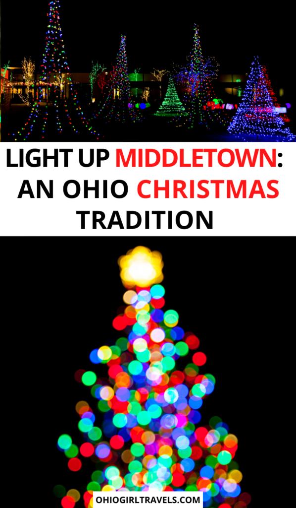 Middletown, Ohio Christmas Lights