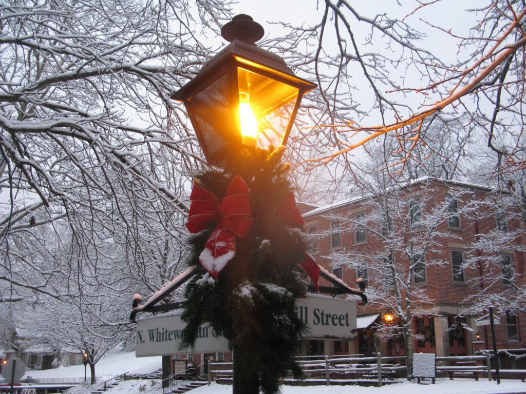 Christmas in Historic Roscoe Village