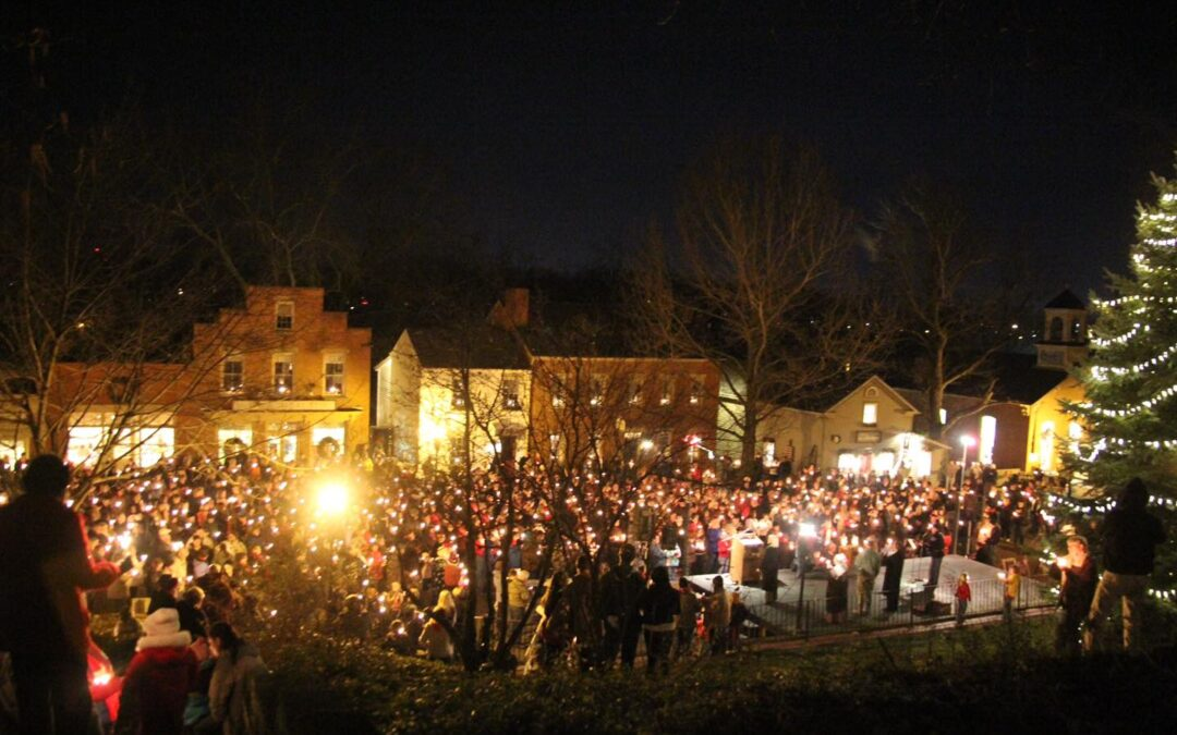 Roscoe Village Christmas