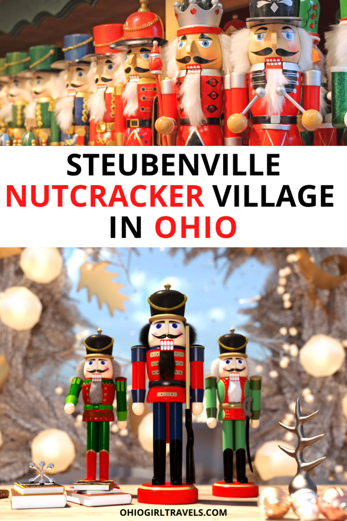 Steubenville Nutcracker Village