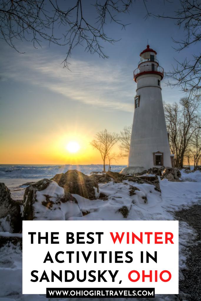 Sandusky Ohio Winter Activities