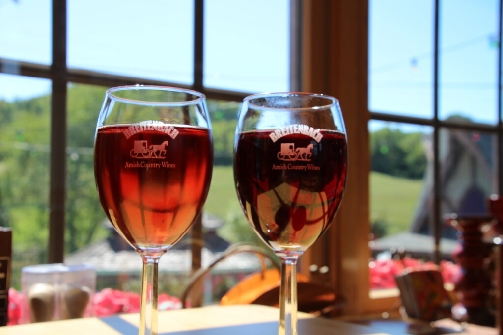 Breitenbach Winery in Ohio's Amish Country