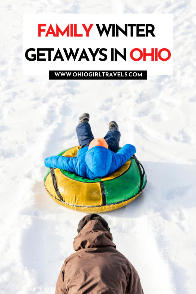 Winter Family Ohio Getaways