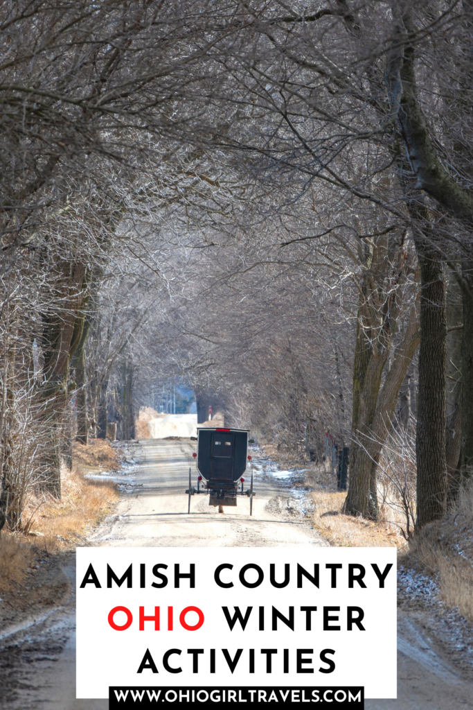 Winter in Ohio's Amish Country