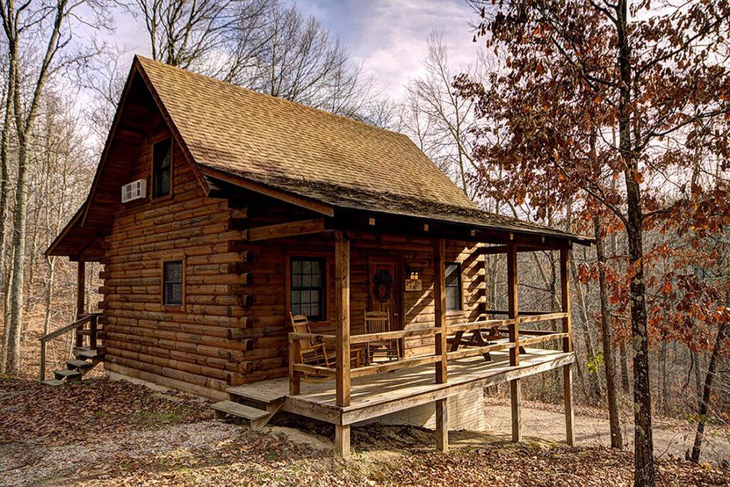 Getaway Cabins in Hocking Hills Ohio