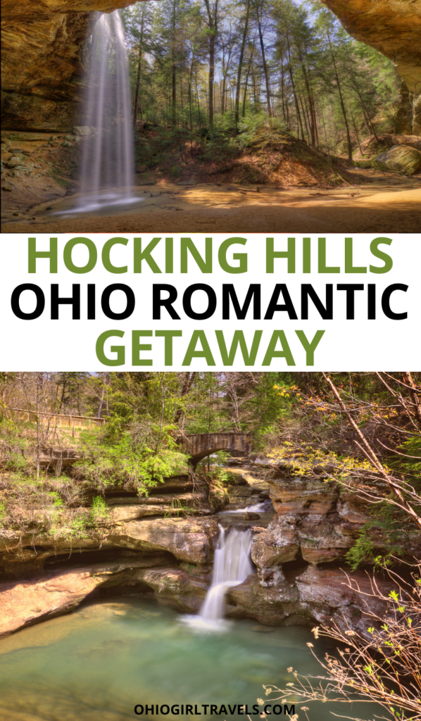 Hocking Hills Romantic Getaway