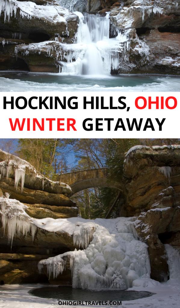 Hocking Hills Winter Getaway