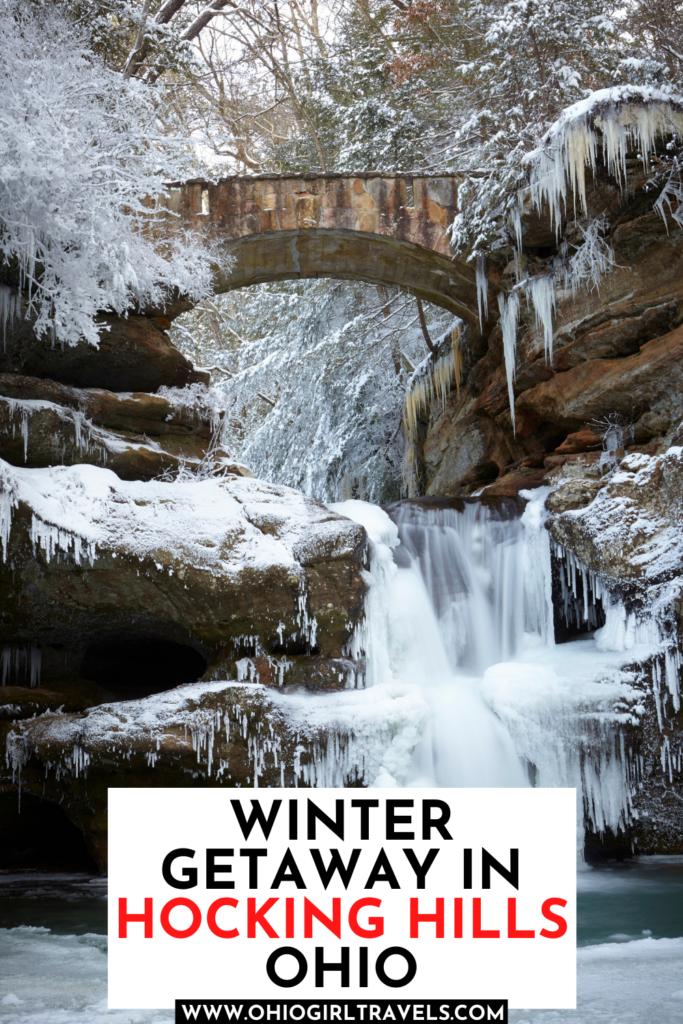 Winter Getaway Hocking Hills